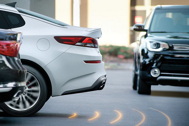 Safety Features in the 2020 Kia Optima