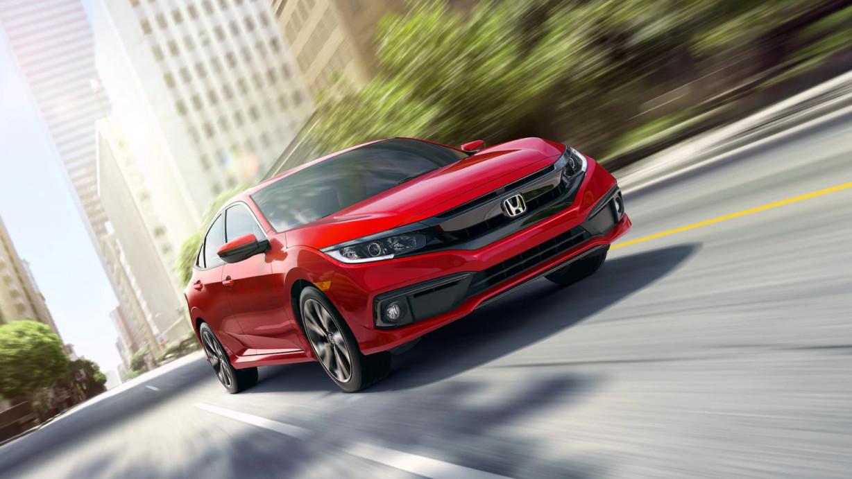 2020 Honda Civic vs 2020 Nissan Sentra near Washington, DC