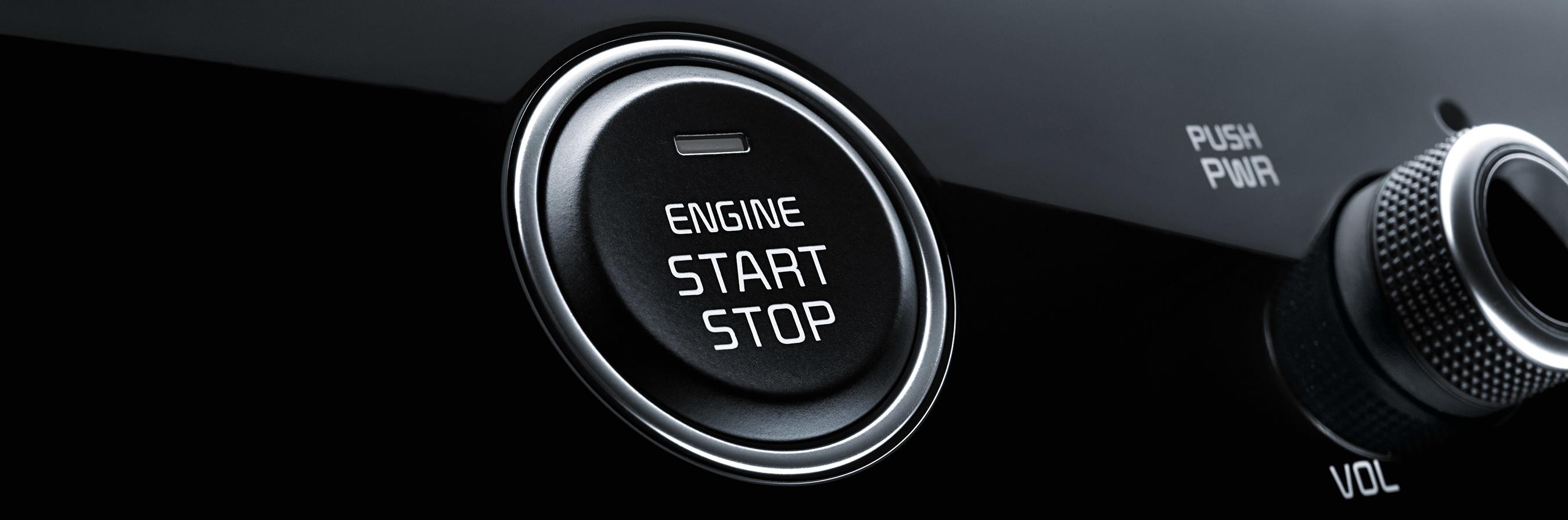 Feel the Power in the 2020 Kia Sportage