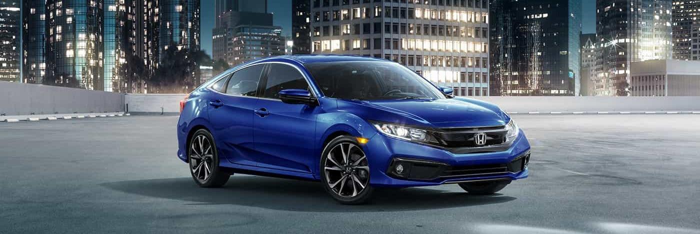 2020 Honda Civic vs 2020 Accord near Houston, TX