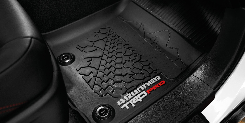 2020 Toyota 4Runner Floormats
