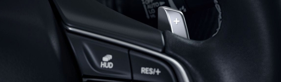 2020 Accord Paddle Shifters