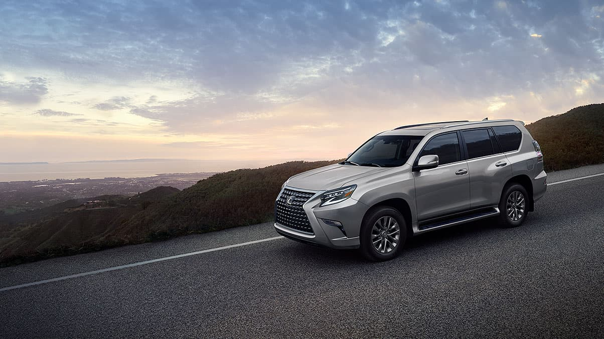 2020 Lexus GX 460 vs 2020 Lexus RX 350 near Washington, DC