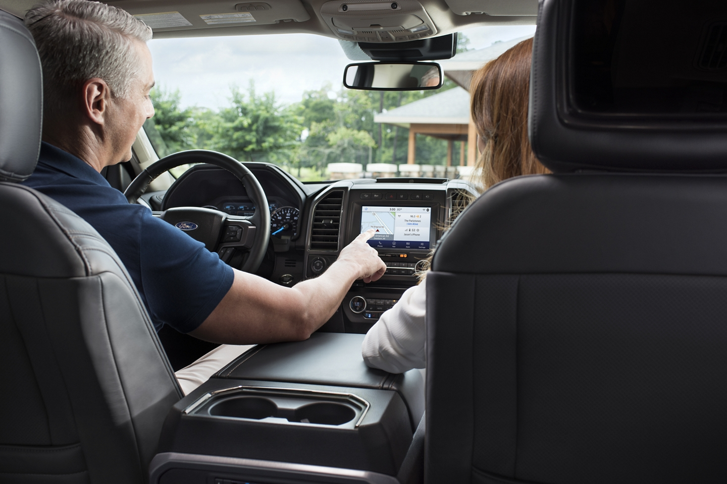 Stay Safe in the 2020 Ford Expedition