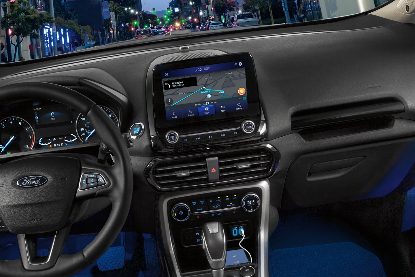 2020 EcoSport With Available Navigation