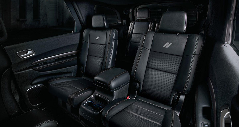 Premier Seating in the 2020 Dodge Durango