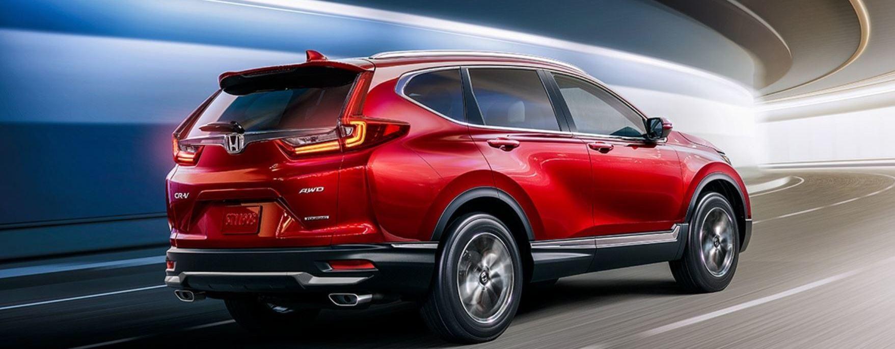 2020 Honda CR-V vs 2020 Subaru Forester near Houston, TX
