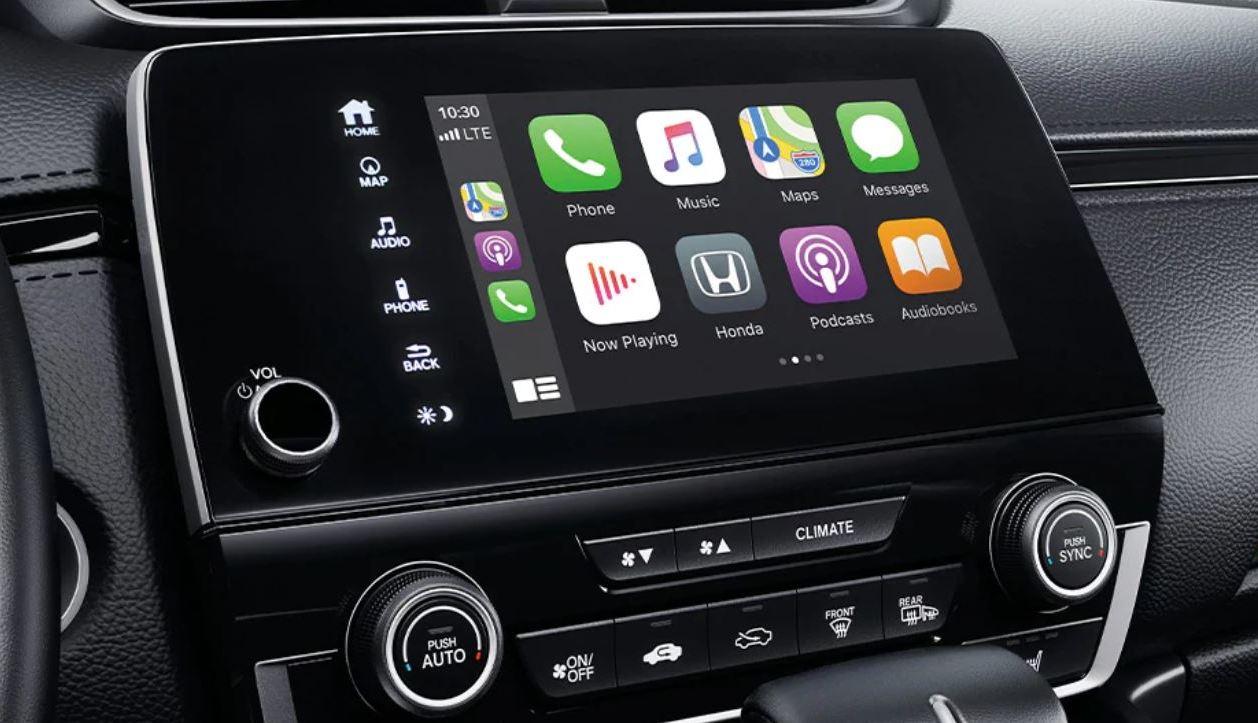 2020 CR-V Touchscreen