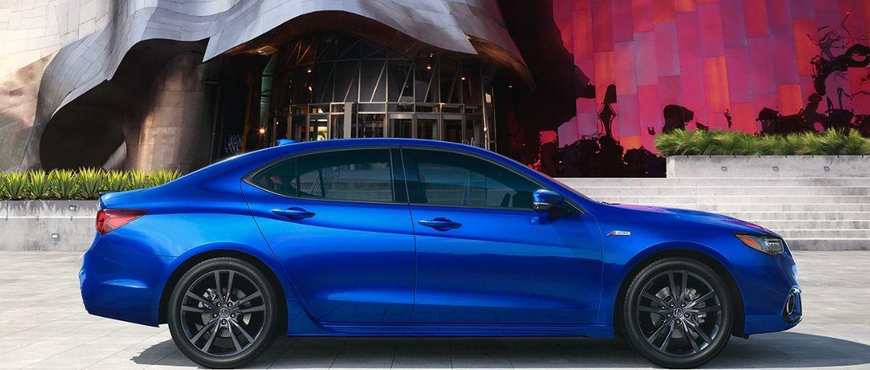 2020 Acura TLX Key Features near Smyrna, DE