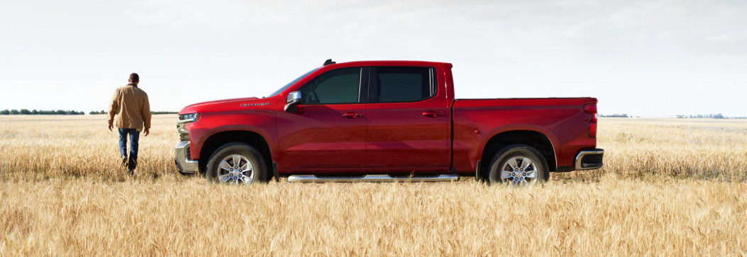 2020 Chevrolet Silverado 1500 for Sale near Brookings, SD