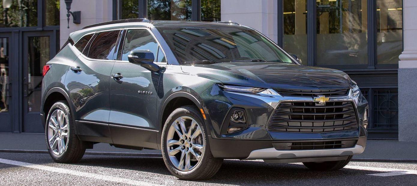 2020 Chevrolet Blazer for Sale near Aberdeen, SD