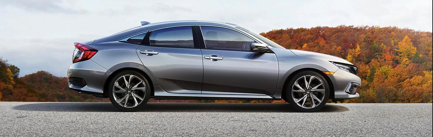 2020 Honda Civic Trim Levels near Melbourne, FL