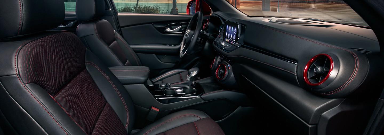 2020 Blazer Front Seats
