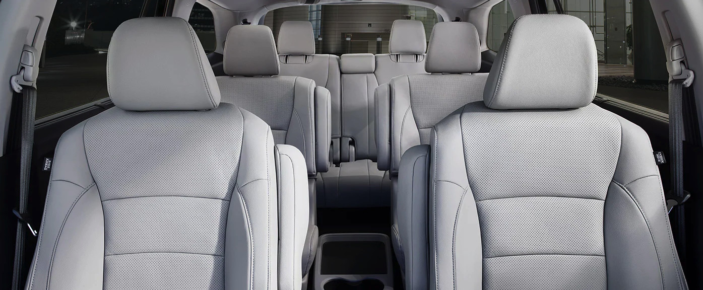 The 2020 Honda Pilot Was Built for the Entire Family!