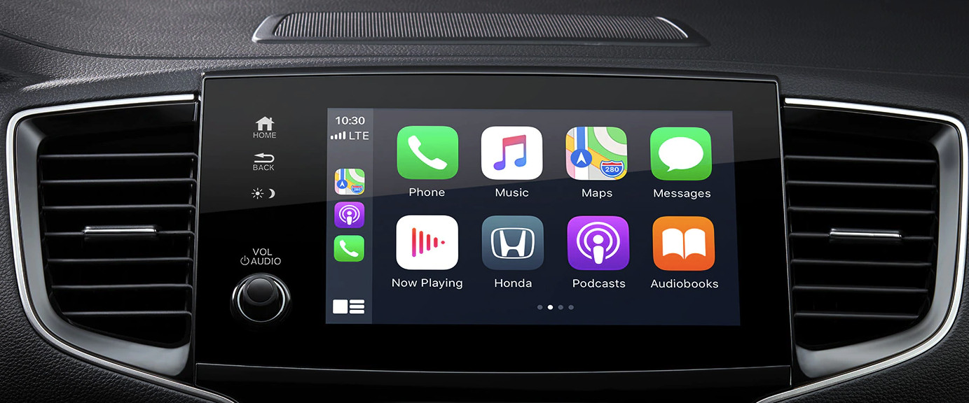 Tap into Your Apps in the 2020 Honda Pilot!