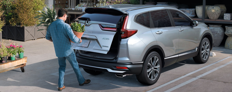 2020 Honda CR-V vs 2020 HR-V near Houston, TX