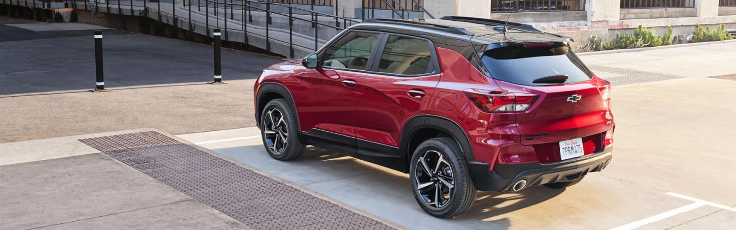 2021 Chevrolet Trailblazer for Sale near Southfield, MI