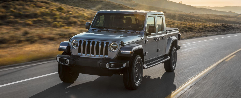2020 Jeep Gladiator Trim Levels near St. Charles, MO