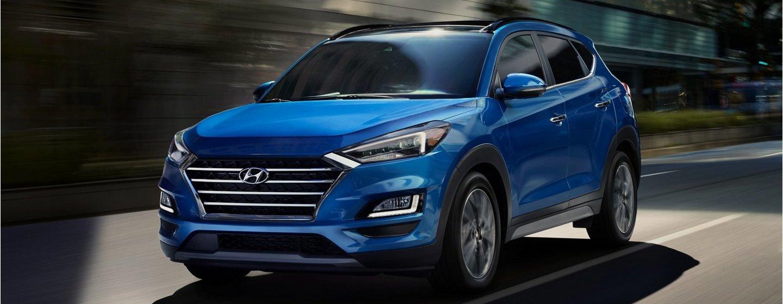 2020 Hyundai Tucson vs 2020 Nissan Rogue Sport near Manassas, VA