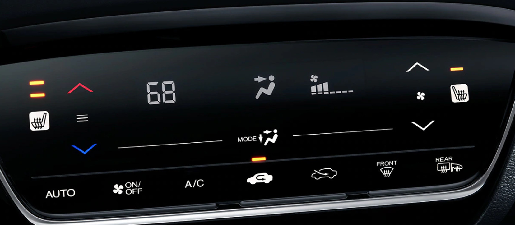 2020 Honda HR-V Available Automatic Climate Control