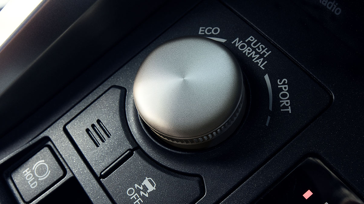 Drive Modes in the 2020 NX 300