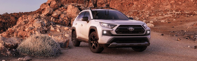 What's New for the 2020 Toyota RAV4 in New Castle, DE