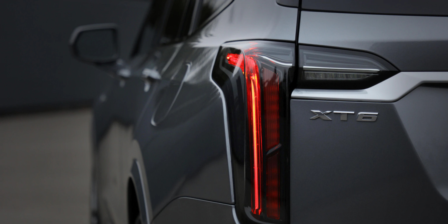Exterior of the 2020 XT6