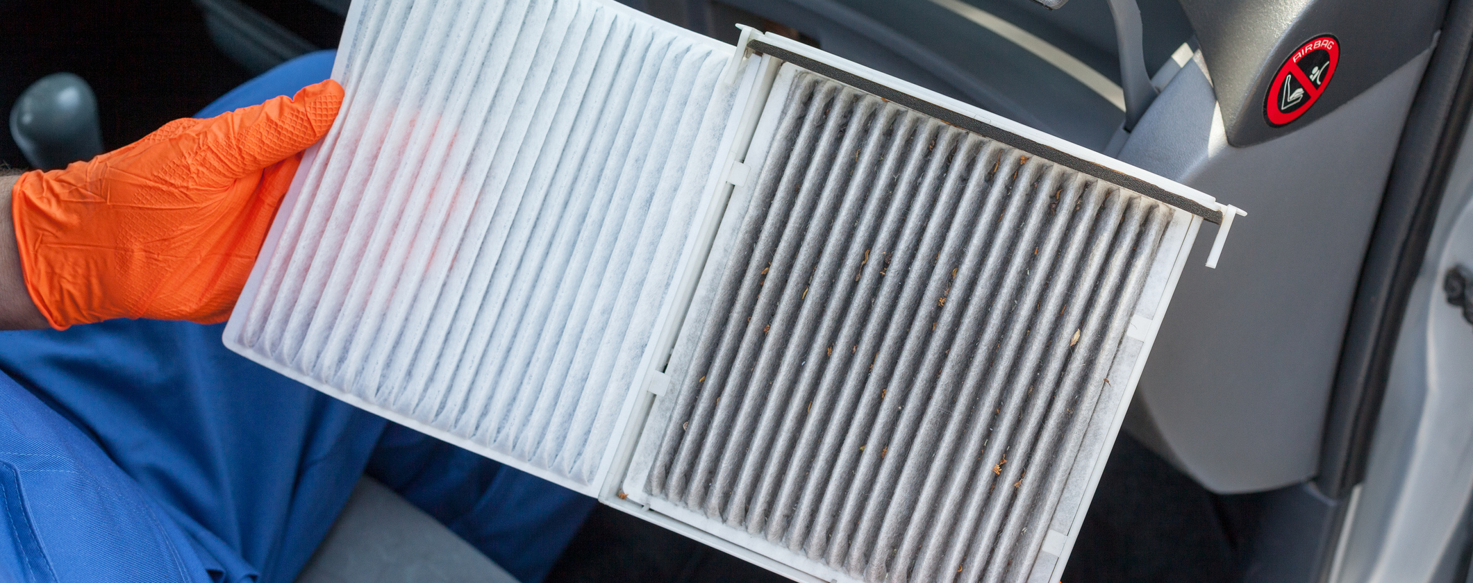Cabin Air Filter Replacement in Ardmore, OK