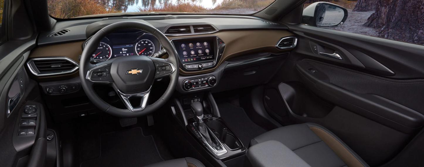 2021 Chevy Trailblazer Technology