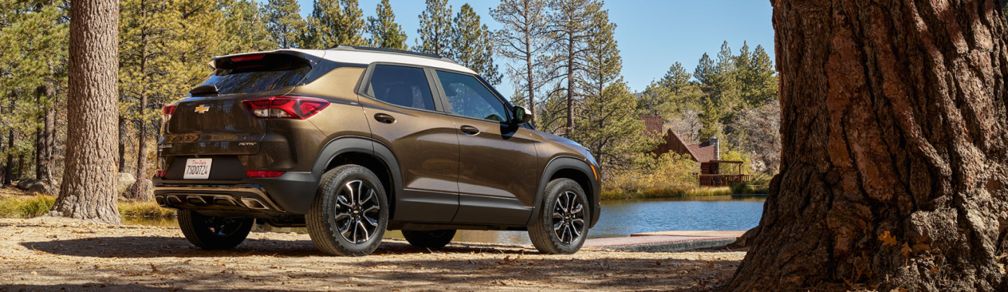 2021 Chevrolet Trailblazer for Sale near Tulsa, OK
