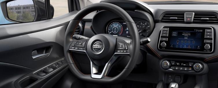 2020 Versa Steering Wheel