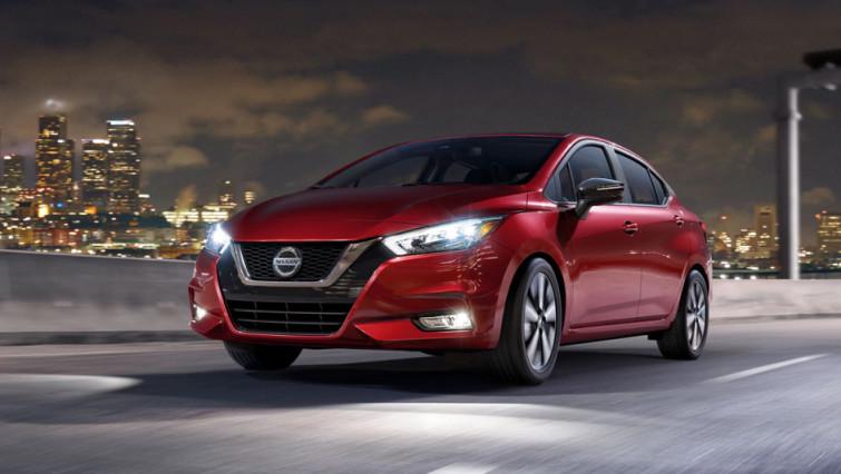 2020 Nissan Versa Lease near Berwyn, IL
