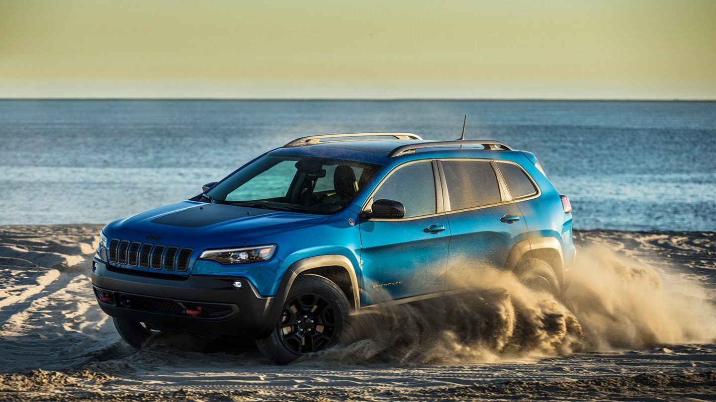 2020 Jeep Cherokee for Sale near St. Charles, MO