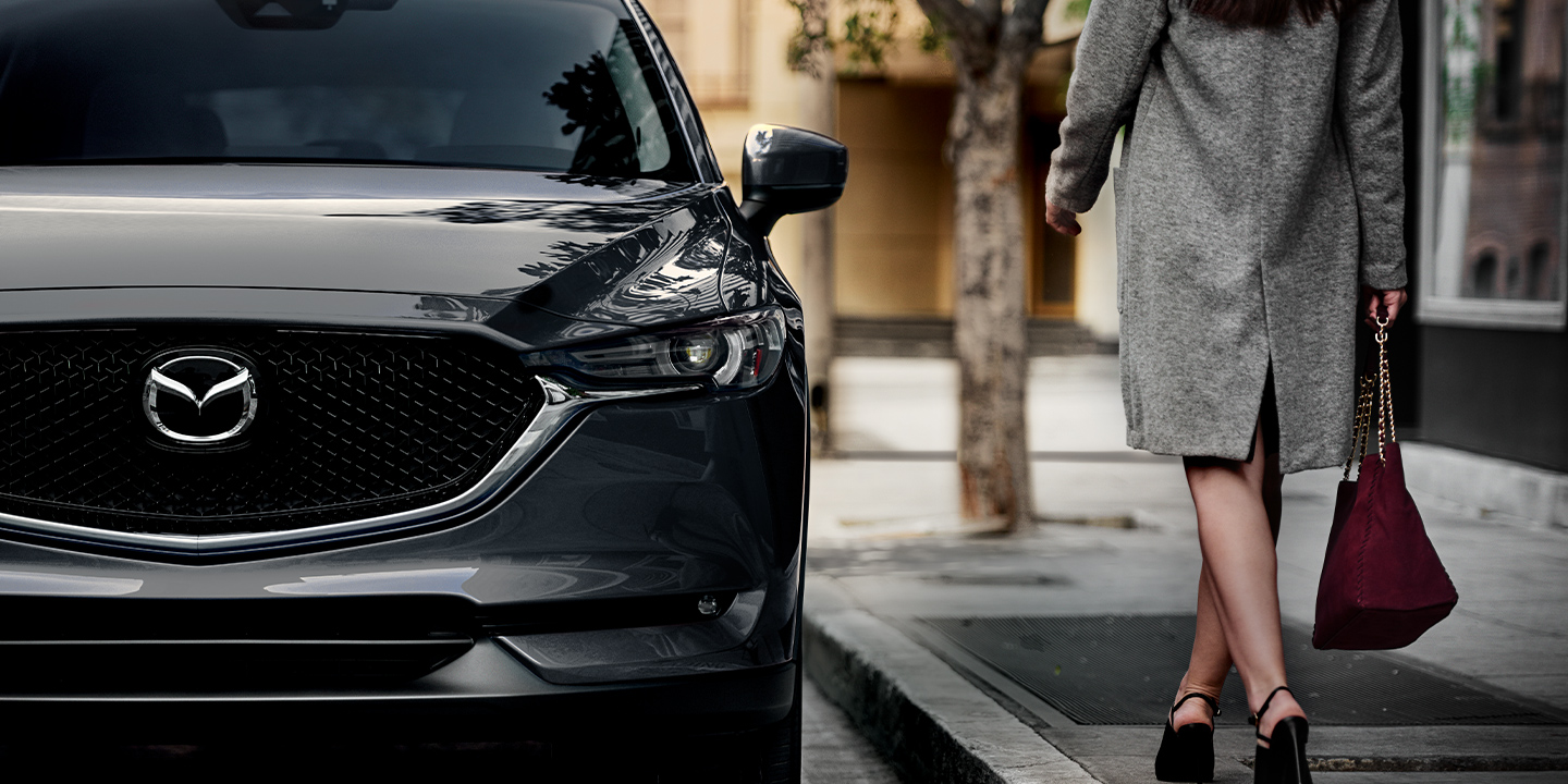 Turn Heads Left and Right in the 2020 MAZDA CX-5!
