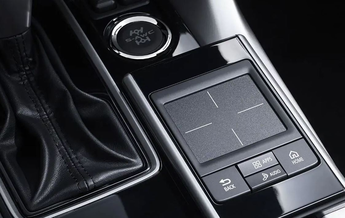 Controls at Your Fingertips in the 2020 Eclipse Cross