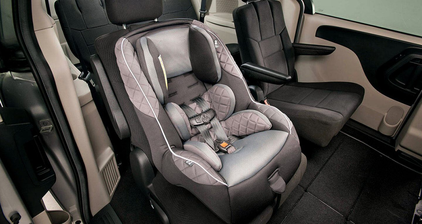 Lower Anchors and Tethers for Children in the 2020 Grand Caravan