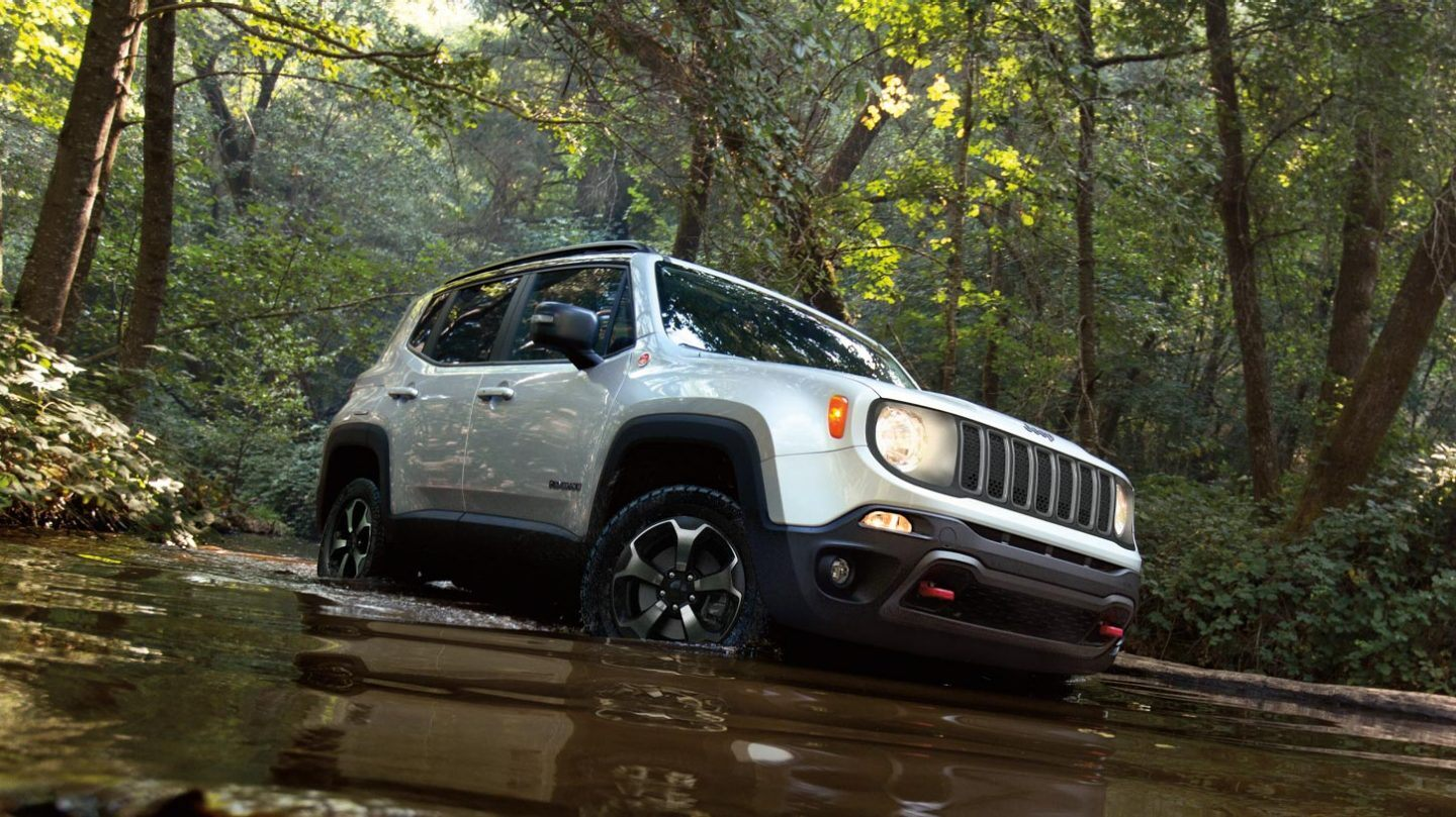Trail Rated Renegade