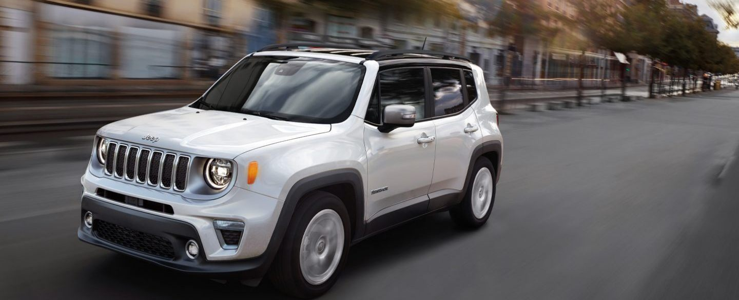 2020 Jeep Renegade Lease In Chicago Il