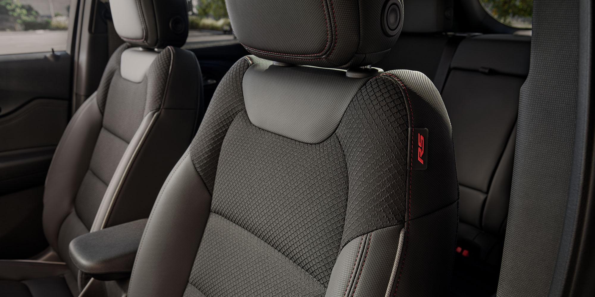 Leatherette Seats in the 2021 Chevrolet Trailblazer