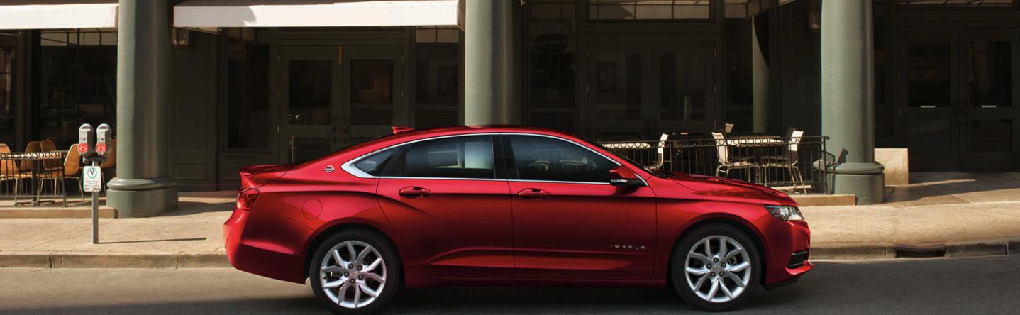 2020 Chevrolet Impala Lease near Downers Grove, IL