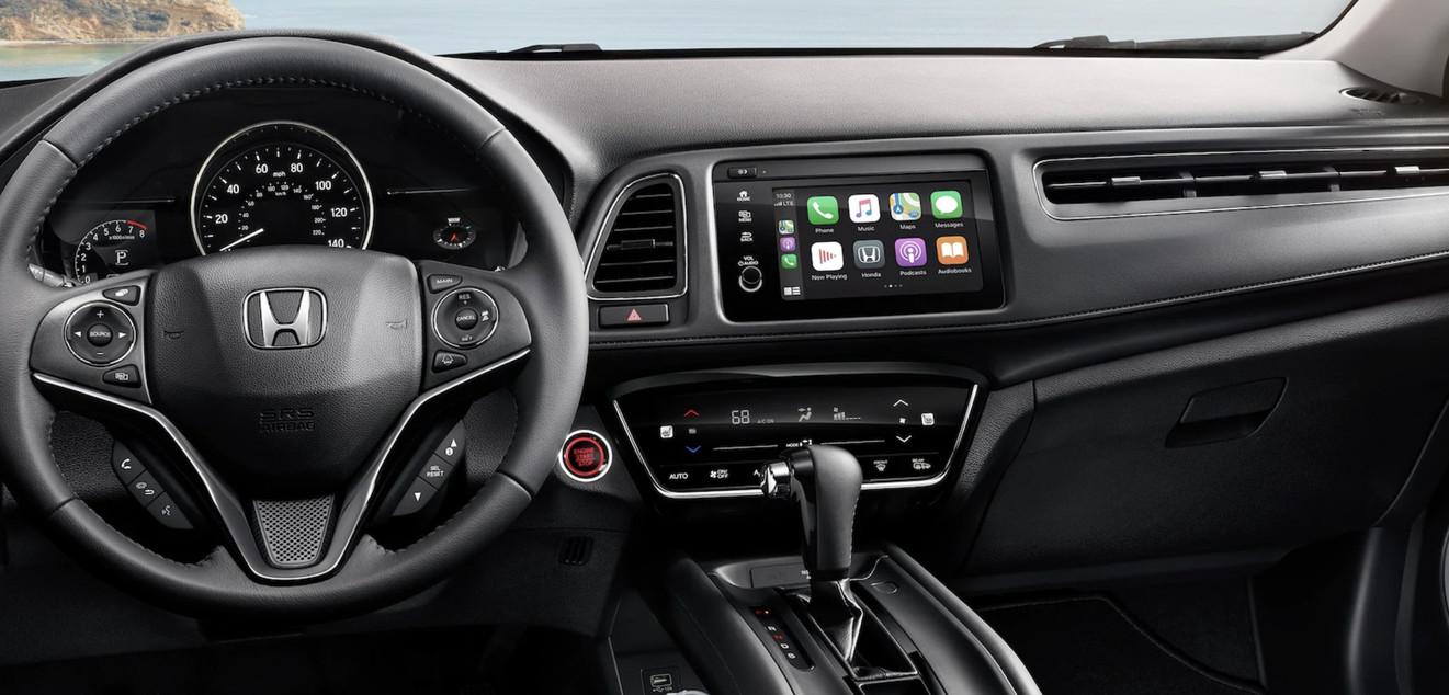 2020 Honda HR-V Cockpit