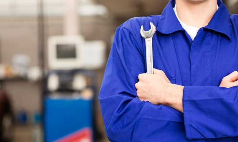 car-mechanic-with-wrench