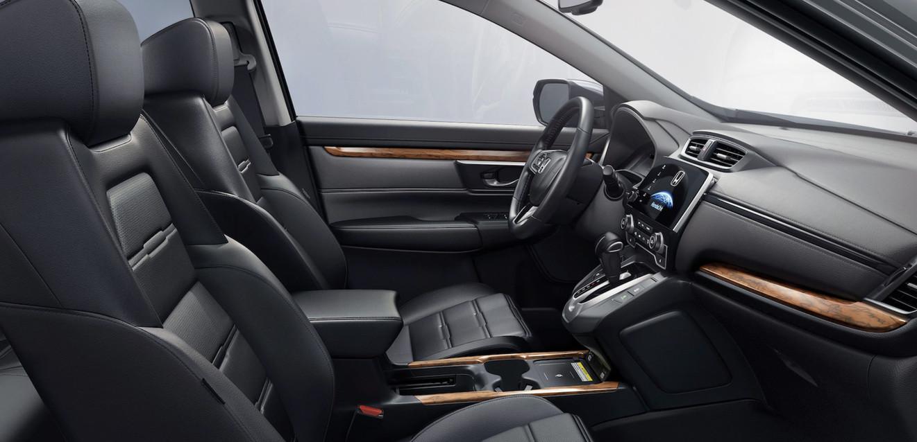 2020 Honda CR-V Cockpit