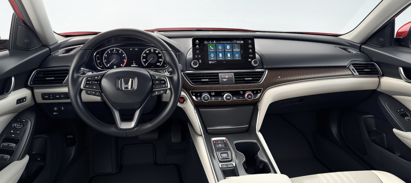 2020 Honda Accord Cockpit