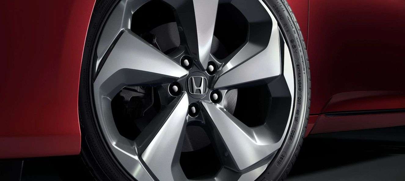 2020 Honda Accord Wheels