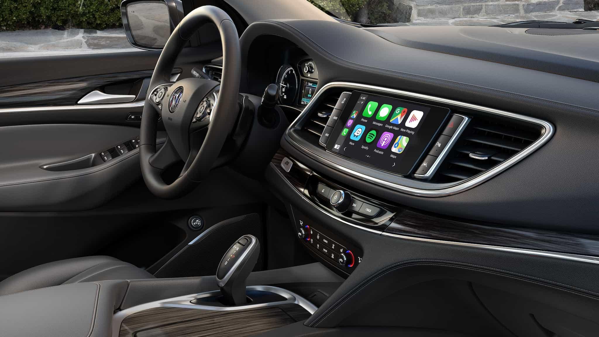 2020 Buick Enclave Cockpit