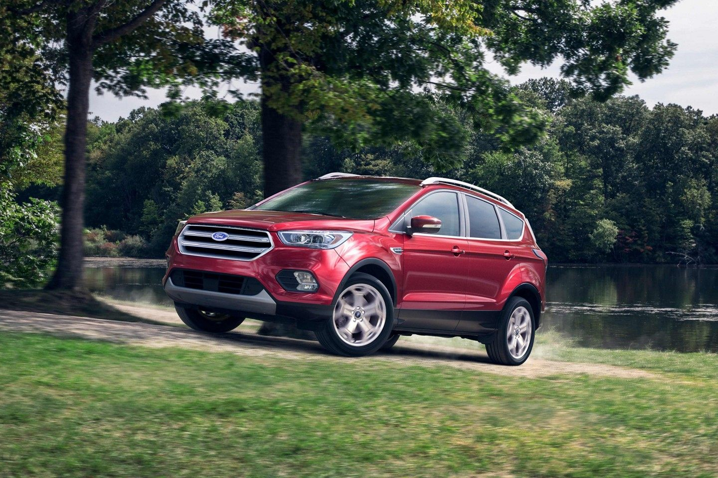 Take a Look at the Ford Escape
