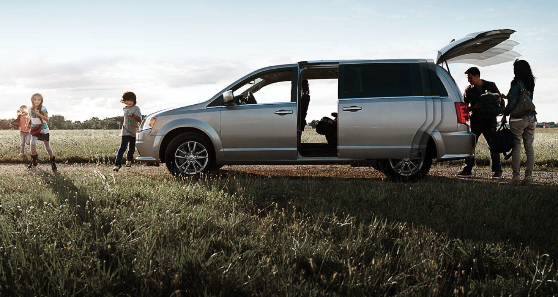 Enjoy the Versatility of the Grand Caravan!