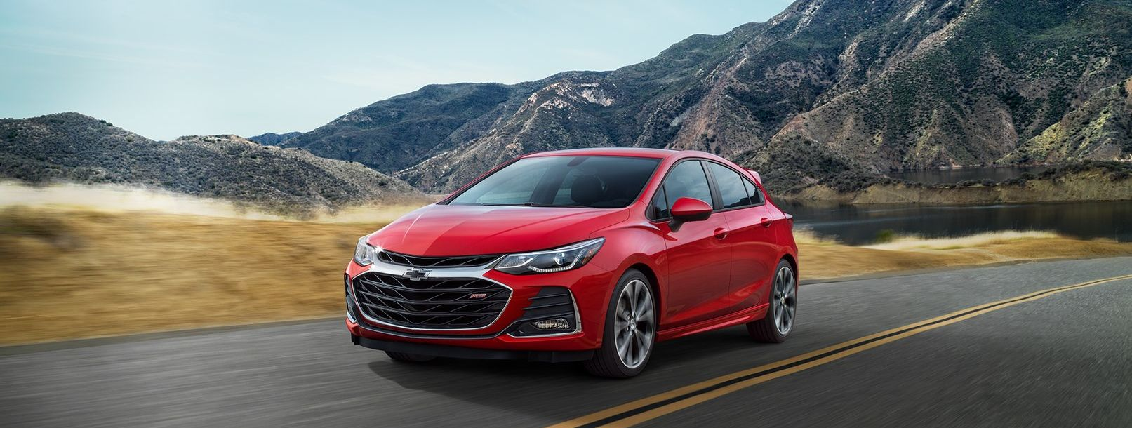 Test Drive a Chevy Cruze!