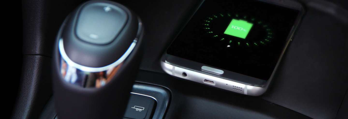 Available Wireless Charging Feature in the 2020 Chevrolet Equinox